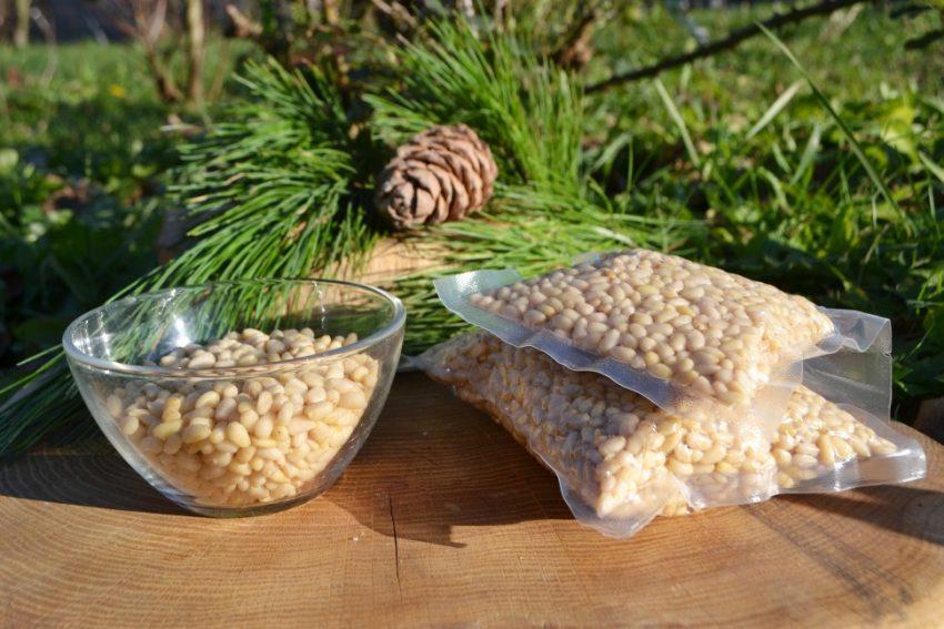 Ядро кедрового ореха (500 гр)